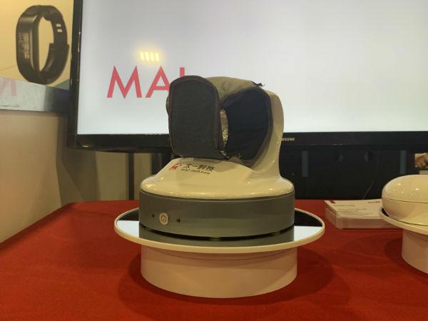 太一科技携智能脉诊仪亮相CES2019,身体不适让它为你诊断