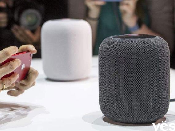 Apple HomePod智能音箱国内上市 支持智能家居