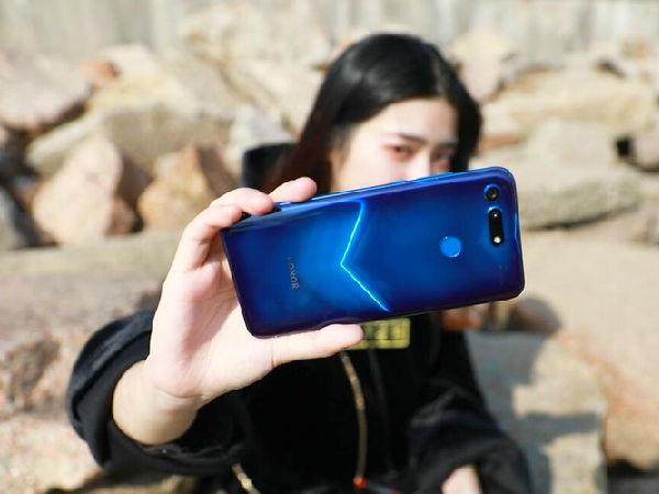 荣耀V20视频