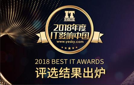 第十七届IT影响中国评选结果出炉