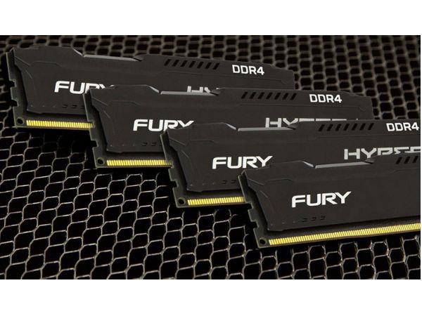 性价比之选 金士顿HyperX FURY内存售价659元