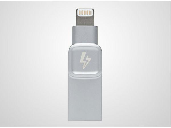小容量福音 金士顿DataTraveler Bolt Duo苹果优盘