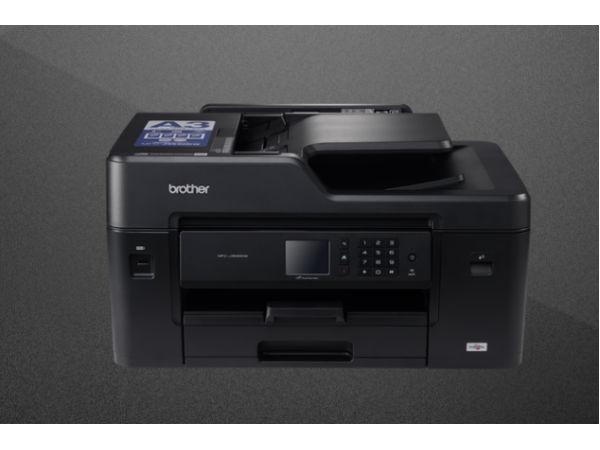 高效办公 BrotherMFC-J3530DW彩喷售价2399元