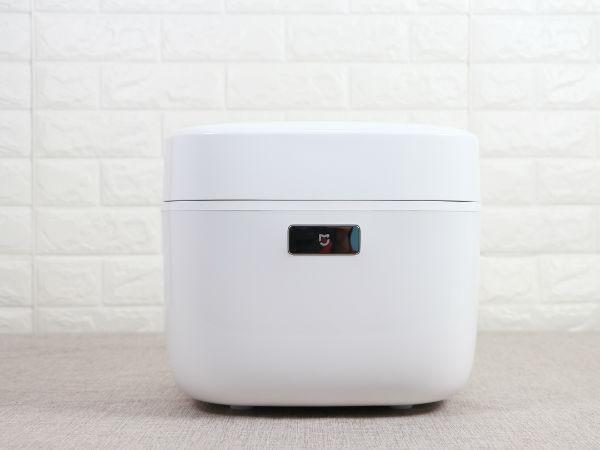 米家电压力锅体验评测:无极调压无需动手,更有众多烹饪选项