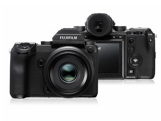 更大的画幅更好的成像 富士GFX 50S中画幅相机