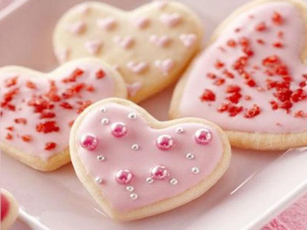 极客美食:美味情人节―电烤箱版爱心糖霜饼干