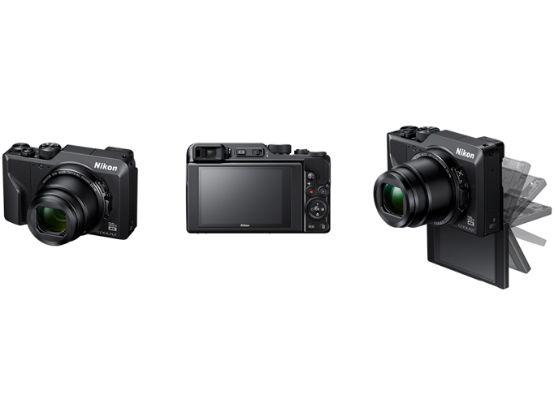 尼康轻便型数码相机新品COOLPIX A1000正式上市销售
