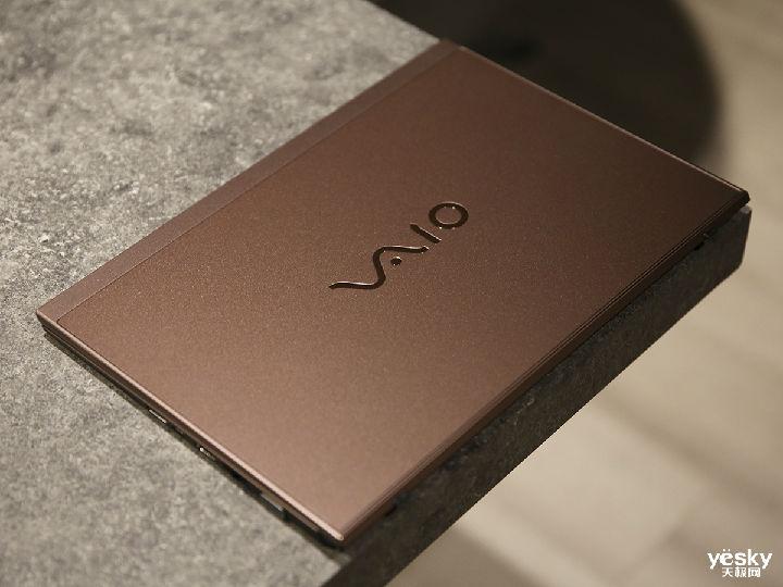 我承认:VAIO笔记本真香!VAIO SX14首发评测