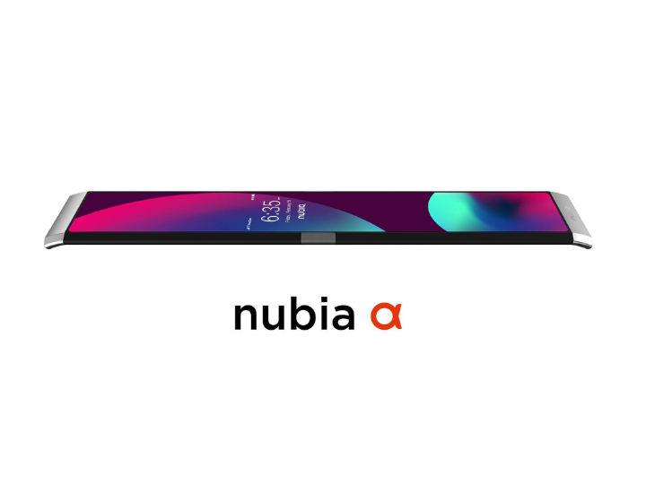 手机晚报:努比亚α渲染图曝光 iQOO新机官宣配置