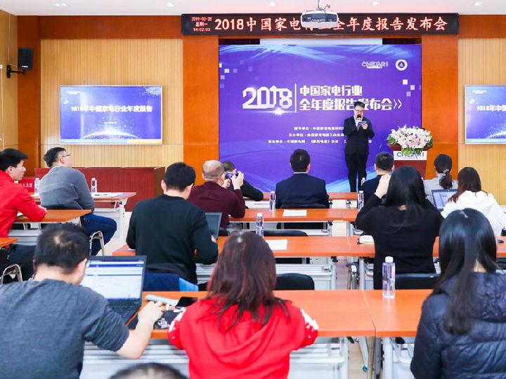 从2018中国家电行业年度报告 看家电行业发展