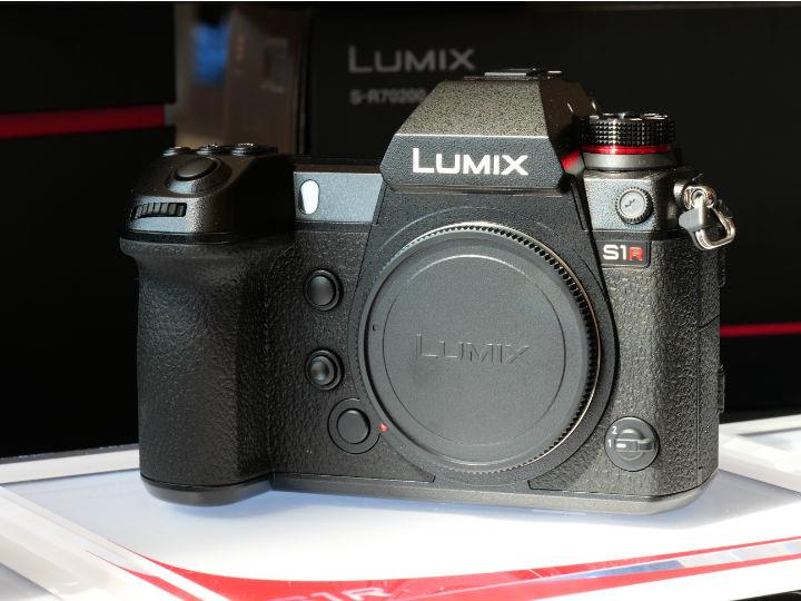 松下LUMIX S