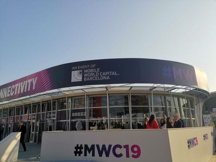 MWC2019:中国5G手机集体亮相,彰显科技力量