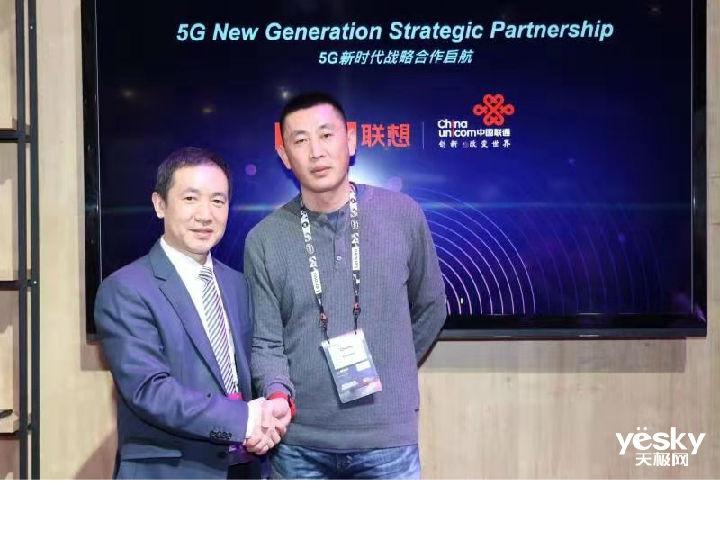 """联想常程:5G时代将是由""""超级视频""""主宰,相机1亿像素已不远"""
