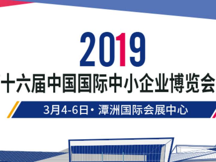 直击第十六届中国国际中小企业博览会智能家电展