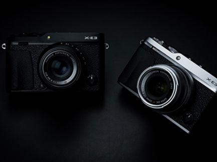重温复古设计 富士X-E3无反相机推荐
