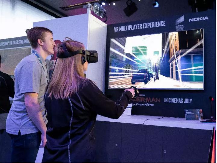MWC2019展会直击 | 英特尔展示了哪些5G技术和未来应用场景?