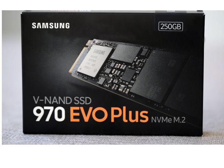 开年新选择 SSD推荐:三星970 EVO Plus固态硬盘