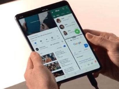 大公司晨读:三星称Galaxy Fold优于华为Mate X 苹果侵入高通腹地