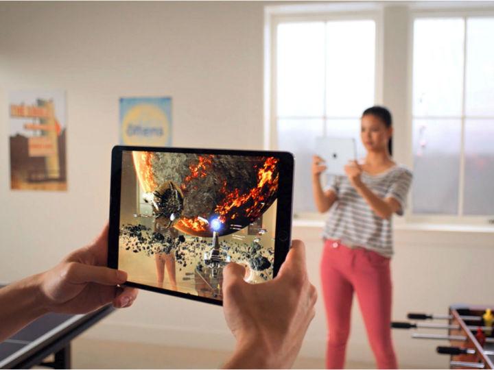 手机晚报:新iPad设计不变 苹果2019年末AR眼镜或上线