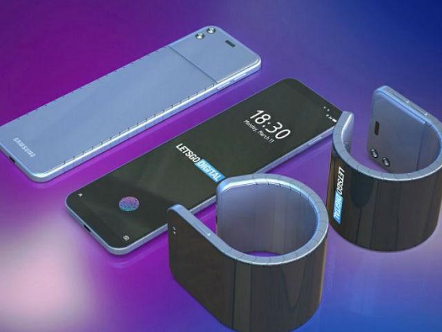 这E天:三星新专利曝光,手机可变身腕表;OPPO更换新 Logo