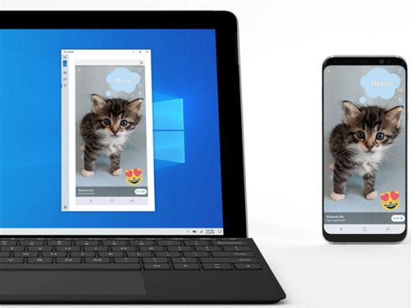 Windows系统可以运行安卓应用了!Win10 19H1新版18356推送