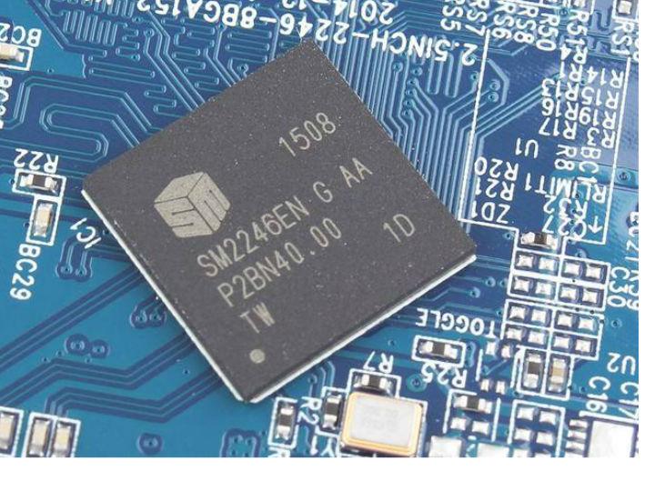 慧荣发布SM2271:针对各种企业级用户而设