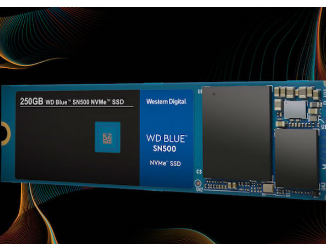 西部数据发高性价比WD Blue SN500固态硬盘