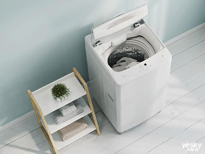 10种洗涤模式+桶自洁 Redmi发布首款全自动波轮洗衣机1A