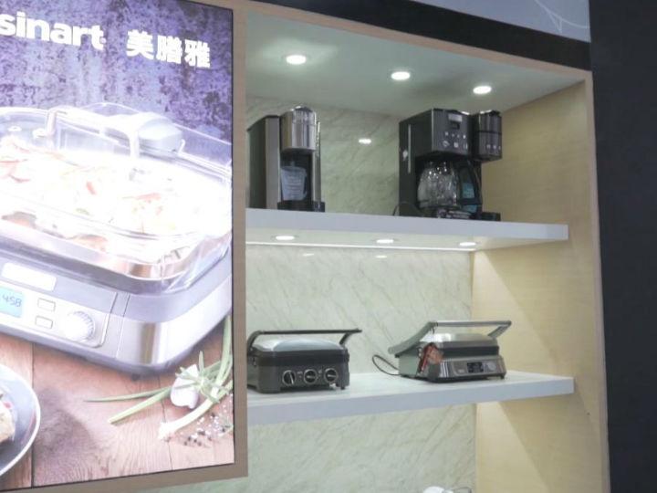 为厨房琐事带来新乐趣,Cuisinart美膳雅AWE2019展出多款小家电