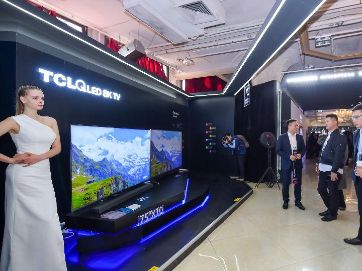 梦想之家 TCL发布T-HOME系列产品