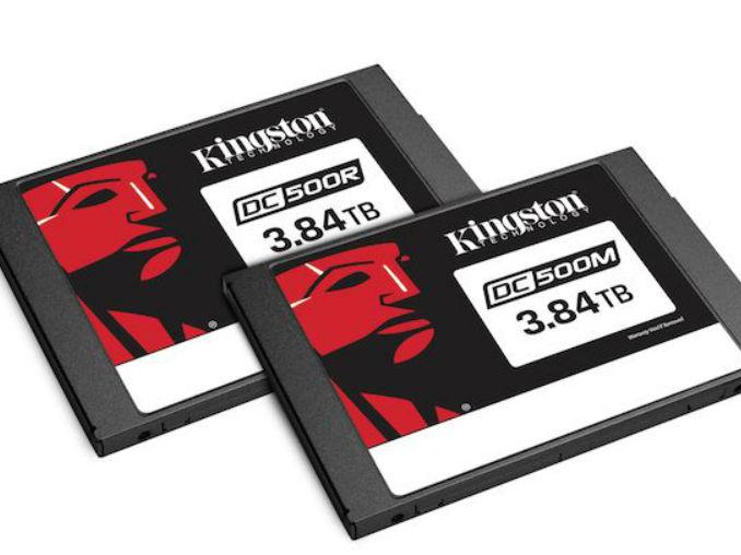 金士顿出货DC500系列企业级固态硬盘