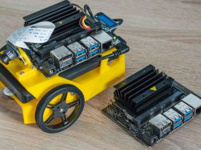 NVIDIA发布机器人开发者工具Jetson Nano