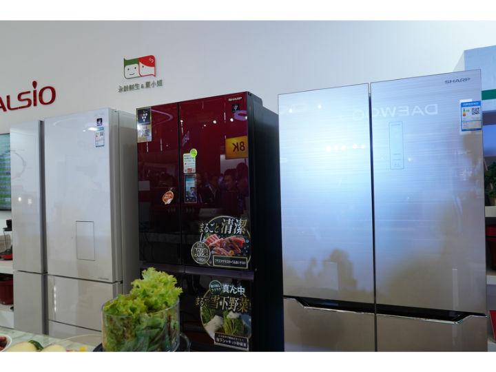 AWE2019频现黑科技 夏普家电产品开启新战略模式