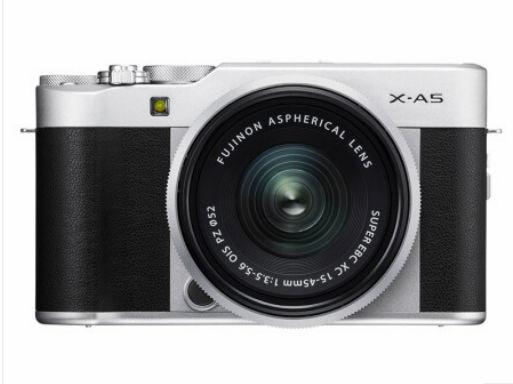 简单又好用 富士X-A5无反相机推荐