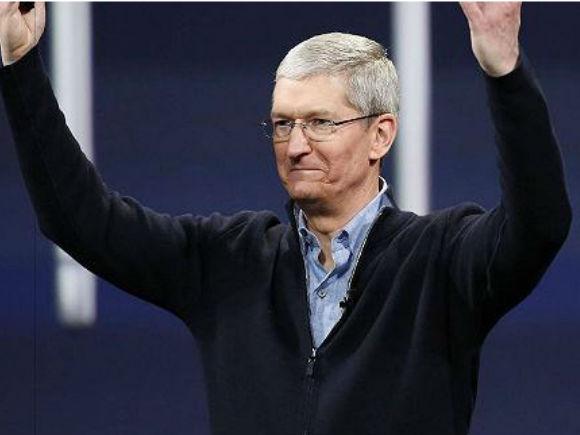苹果CEO库克又来中国了:这次是为这事!