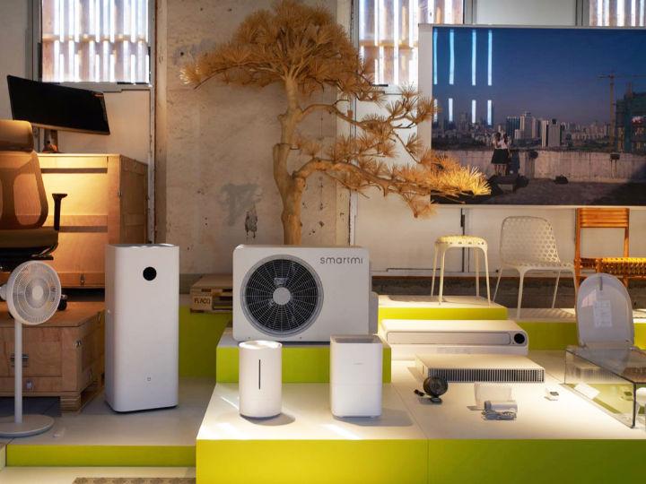 让生活的每个细节充满美感 智米现身法国圣埃蒂安设计双年展