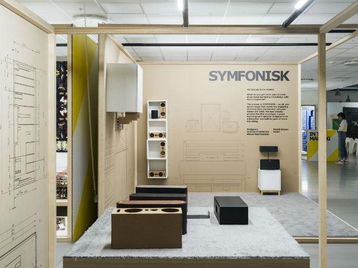 即可壁挂又可做书架 宜家携手SONOS即将推出Symfonisk智能音箱