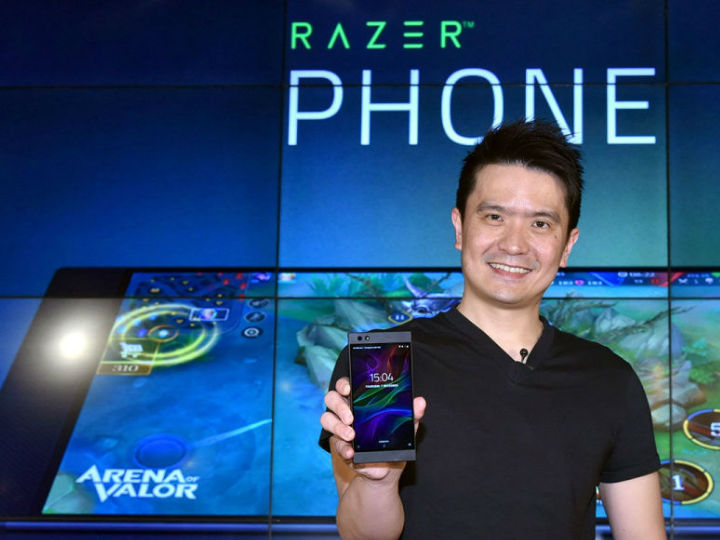 手机晚报:雷蛇手机面向5G的改革 小米100W快充视频曝光