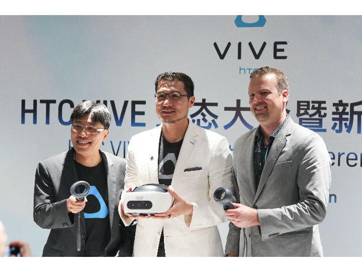 5G时代的VR将更迎来新的突破,专访HTC中国区总裁汪丛青