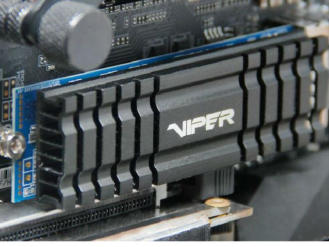 博帝宣布Viper系列SSD上市:提供优质散热片