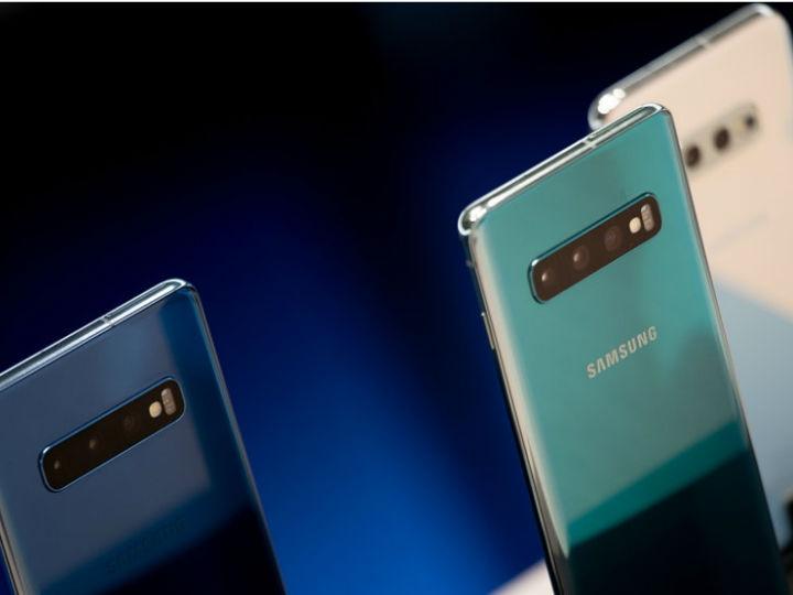 三星Galaxy S10 5G韩国首发:采用自家基带 实测速度破千兆