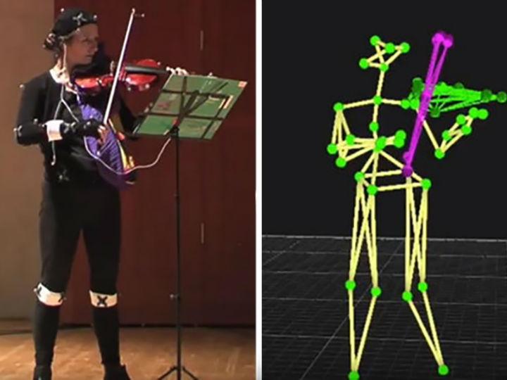 未来的小提琴手可能由人工智能培训