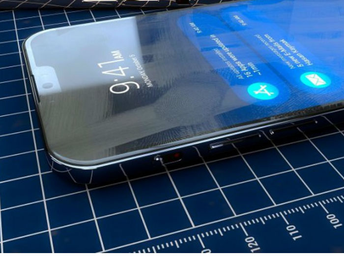 疑似iPhone 11 Max渲染图曝光:采用后置三摄
