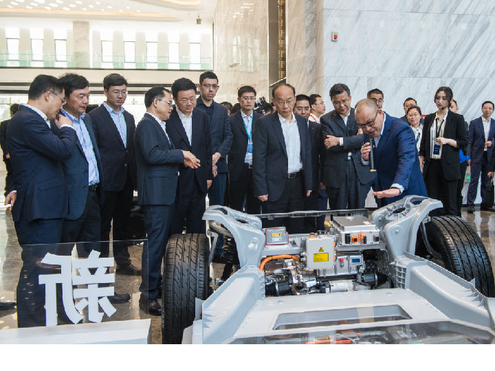 8年投资43亿 长安汽车全球智慧研发平台对外开放