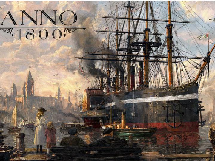 《纪元1800》将发售,一起引领工业革命