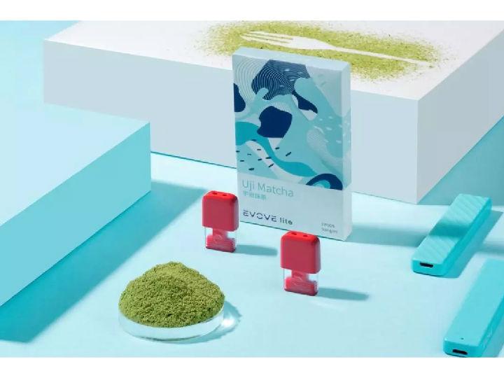 创新配色新潮设计 EVOVE lite 换弹电子烟深圳发布售价199元