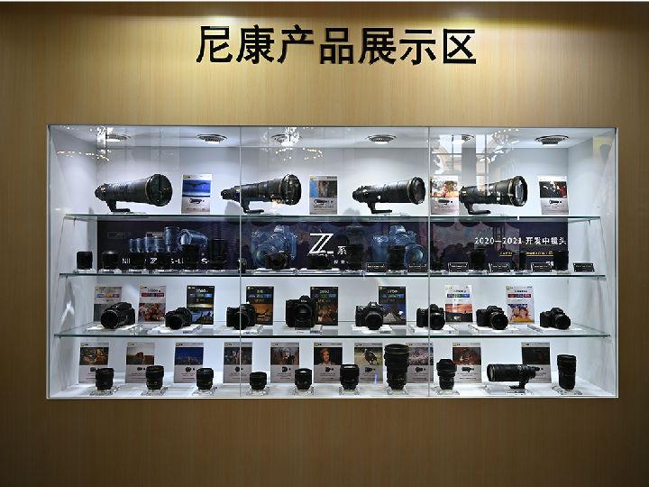 尼康携全系列产品登场2019 China P&E