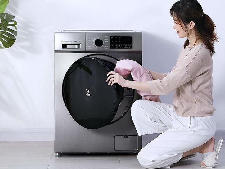 洗完即干不怕雨季 云米WD8SA洗烘一体机