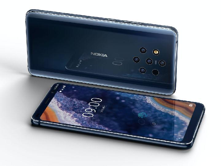5499元!全球首款五摄手机Nokia 9 PureView在国内发布