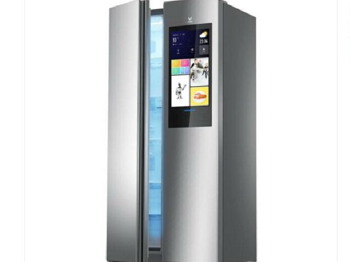 21吋大屏幕冰箱 云米BCD-450WMLA报价5999元